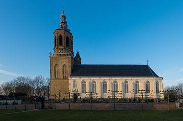 Kerk in Dronryp sur Brian Morgan