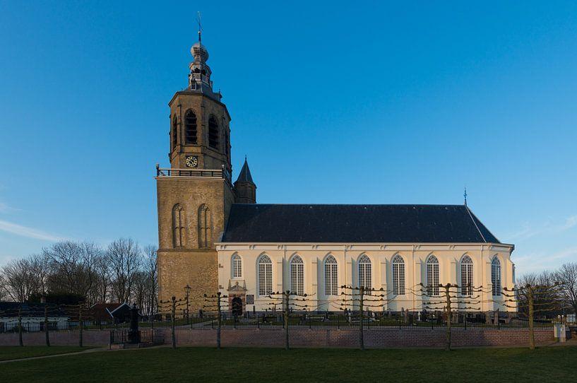 Kerk in Dronryp van Brian Morgan
