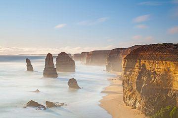 Twaalf Apostelen - Grote Oceaanweg - Australië van Jiri Viehmann