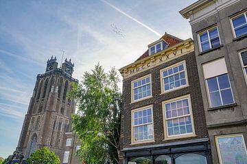 Große Kirche in Dordrecht von Dirk van Egmond