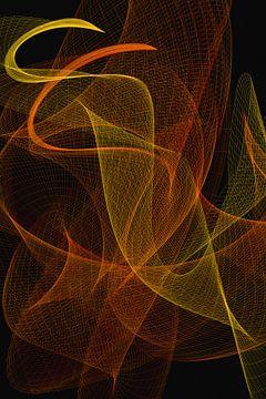 Geometria #144 van Dietmar Meinhardt