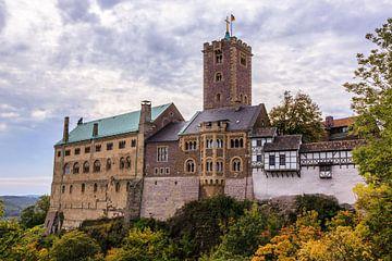 De Wartburg  in Eisenach, Duitsland. van Jeroen Langeveld, MrLangeveldPhoto