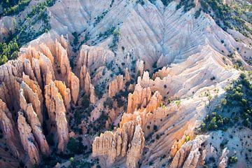 Bryce canyon vanuit de lucht von Hans Jansen