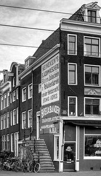 Vijzelgracht Amsterdam van Peter Bartelings Photography