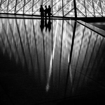 Louvre, Parijs sur Jeroen Knippenberg