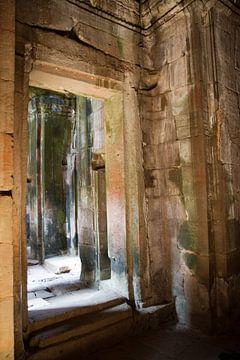 Cambodja - Siem Reap von