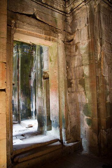 Cambodja - Siem Reap van Jolanda van Eek