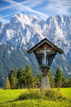 Feldkreuz in den Buckelwiesen von Andreas Müller