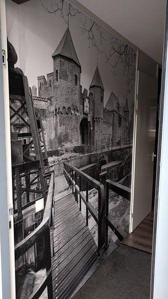 Klantfoto: Historisch Amersfoort 09, Koppelpoort van Rien Gieltjes