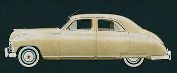 Packard Acht Sedan 1948 van Jan Keteleer