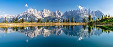 Wilde Kaiser Tirol van Achim Thomae