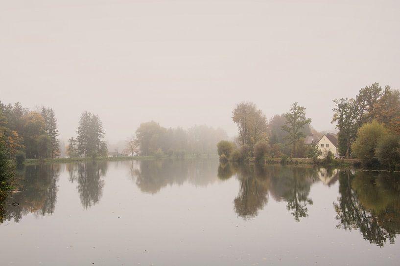 Paesaggio van Lena Weisbek