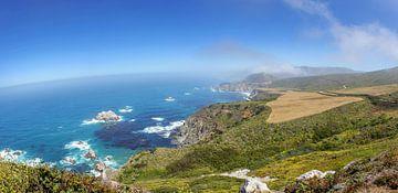 Pazifik Küste Highway 1 von Florian Kampes
