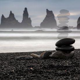Black Beach Iceland sur Andreas Müller
