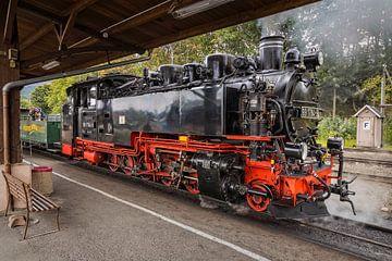 Locomotive à vapeur 991794-9 de la Fichtelbergbahn sur Rob Boon