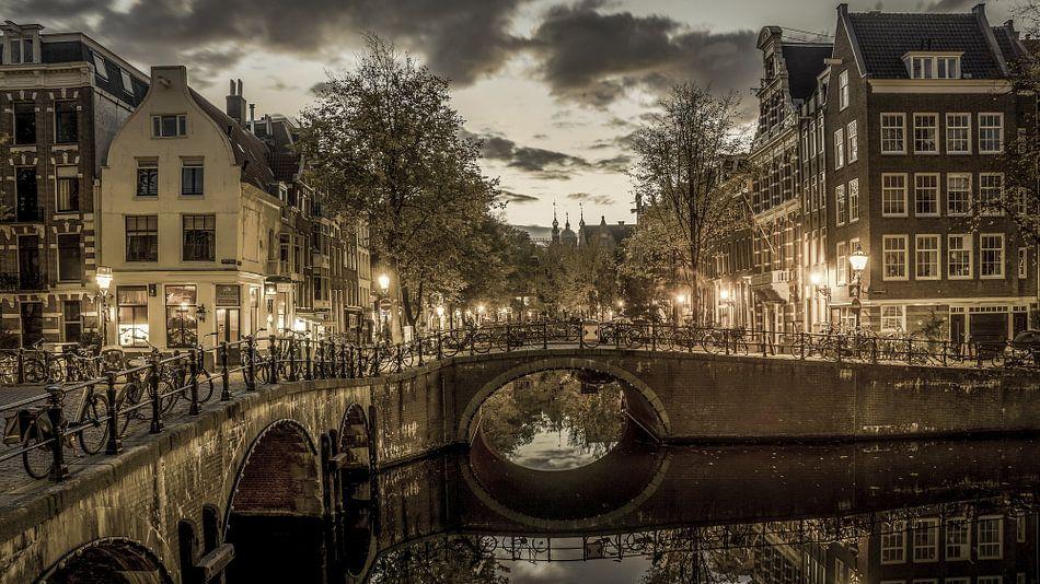Amsterdam op zijn mooist! Vintage stijl