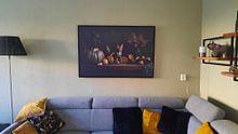 Kundenfoto: Kürbisfest von Carolien van Schie, auf leinwand