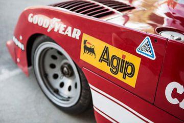 Alfa Romeo Quadrafiglio - Klassieke auto's van Martijn Bravenboer