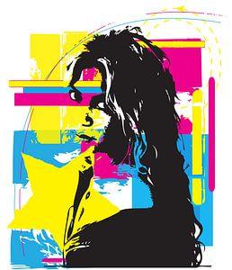 Shakira van