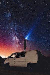 Nachthimmel von Celine Warta