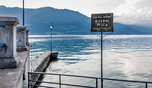 Riserva Pesca - Bellano - Lago di Como van