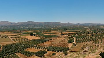 Landschap Kreta von Gonnie van Hove