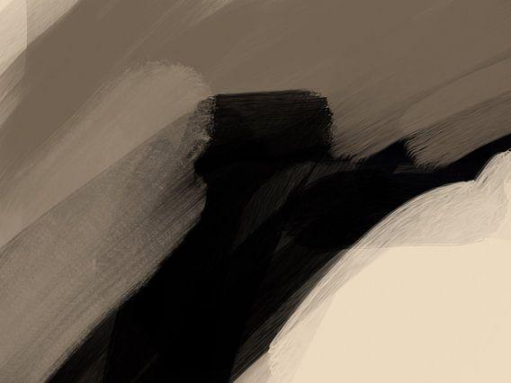 Modern Abstract - tempestas