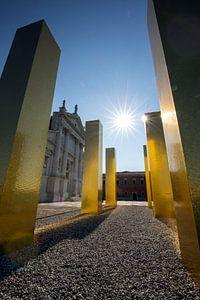 Gegenlicht auf St. Giorgio Venedig