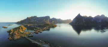 Reine, Lofoten sur Roelof Nijholt