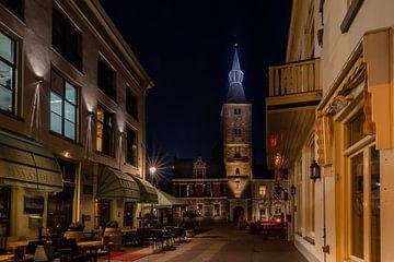 Kerkstraat Hattem van Karel Frieswijk