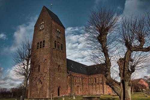 Bartholomeuskerk in Stedum (provincie Groningen)
