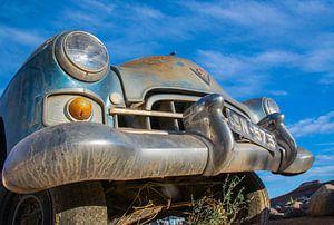 Gestrande oldtimer, Cadillac