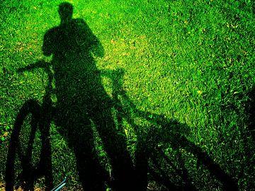 me and my bike van Francisco de Almeida