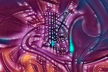 Purple Music van Leo Luijten