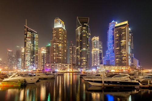 Dubai Marina van Hillebrand Breuker