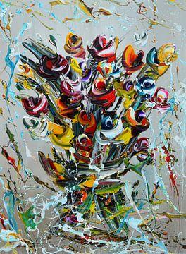 Bloemen von Gena Theheartofart