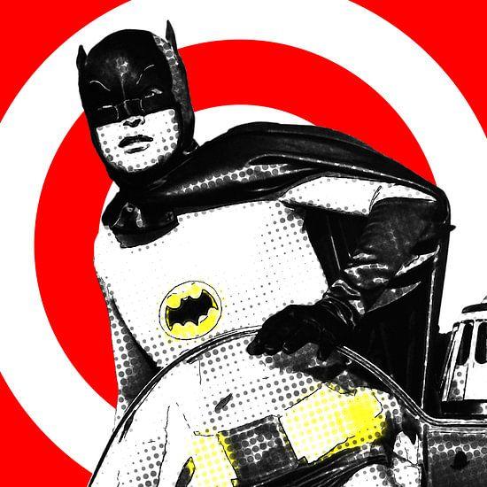 The Bat-man van Fabian  van Bakel