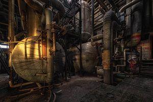 Sunny factory van Guy Bostijn