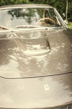 Ferrari 250 GT Berlinetta Lusso Voiture italienne classique des années 1960 sur Sjoerd van der Wal