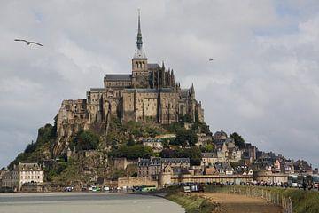 Mont Saint Michel von PF Snel