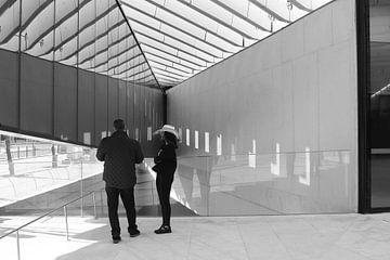 Moderne architectuur van Inge Hogenbijl