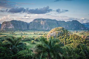 Vinales-vallei Cuba Vinales donkere versie van Manon Ruitenberg
