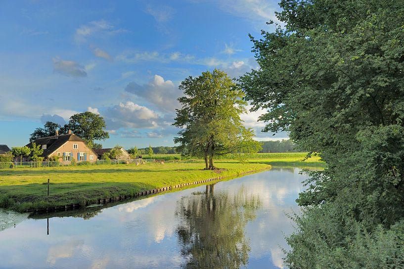 Heiligenberberbeek van Willem van Leuveren Fotografie