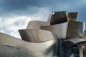 Guggenheim museum Bilboa 4 van