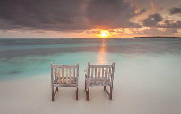Malediven van Markus Busch