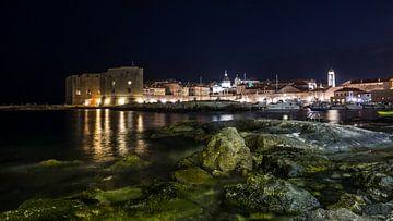 Dubrovnik in de Avond van Maurice Weststrate