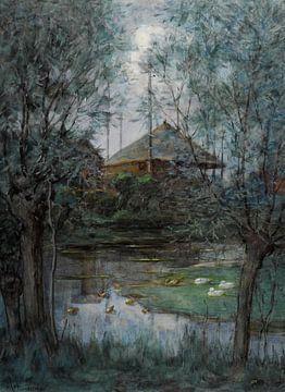 Piet Mondriaan. Hooischelf