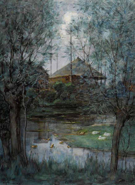 Piet Mondriaan. Hooischelf von 1000 Schilderijen