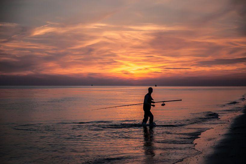 de visser van Tonia Beumer