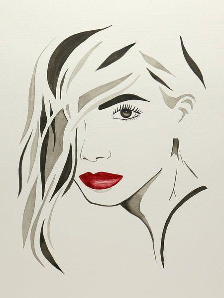 Lippen om te zoenen van Natalie Bruns